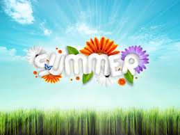 Have a safe, restful, and fun summer!